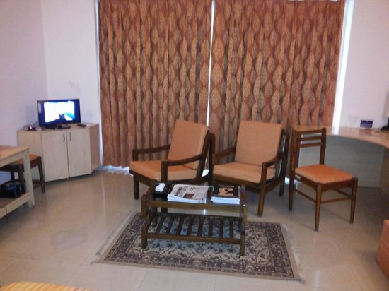 The International Centre Goa: Comfortable rooms