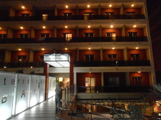 Mediterranean Bay Hotel: Hotel