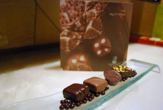 The Ritz-Carlton Shanghai, Pudong: Chocolate