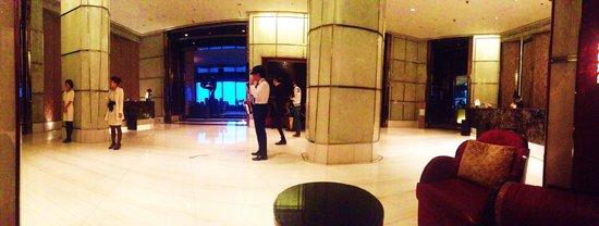 The Ritz-Carlton Shanghai, Pudong: Lobby