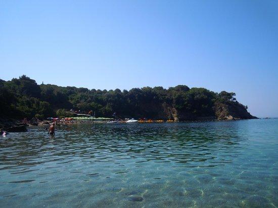 Residence Belvedere : Spiaggia Straccoligno