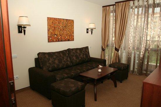 Hotel Favorit: Suite Comfort