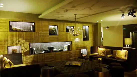 Starhotels Rosa Grand: Lounge Bar