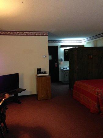 Innsbruck Inn At Stowe: Room view