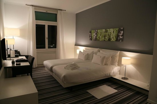 La mia camera al Hotel Vitznauerhof