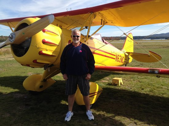 "Acadia Air Tours : "" I gotta get one of these ! """