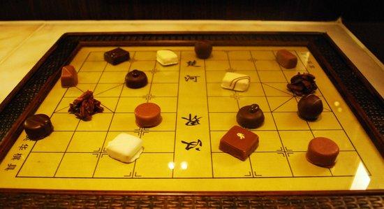 The Ritz-Carlton Beijing, Financial Street: Chocolate or chess?