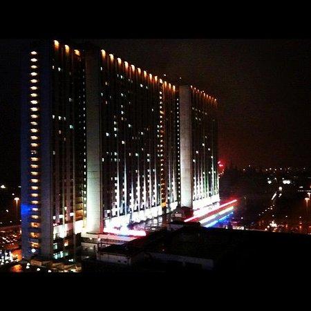 Alfa Hotel : из окон открывается неплохой вид