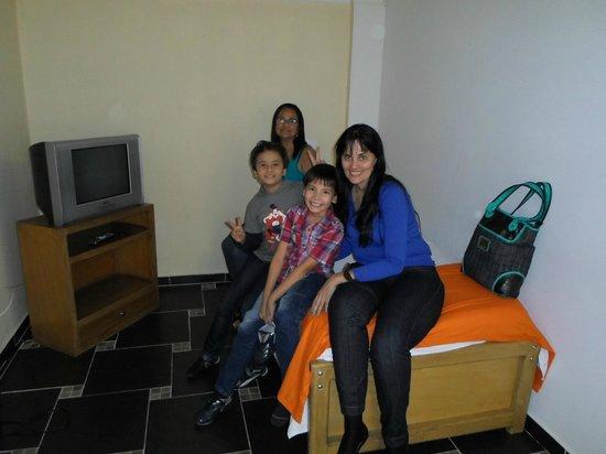 Hotel & Spa Molicie: Acomodándonos!!!!
