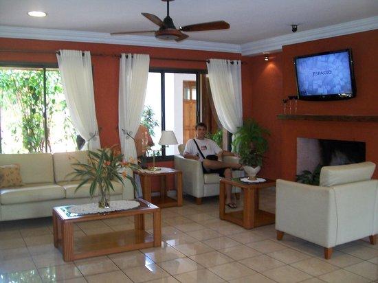Orquideas Hotel & Cabanas : Entrada