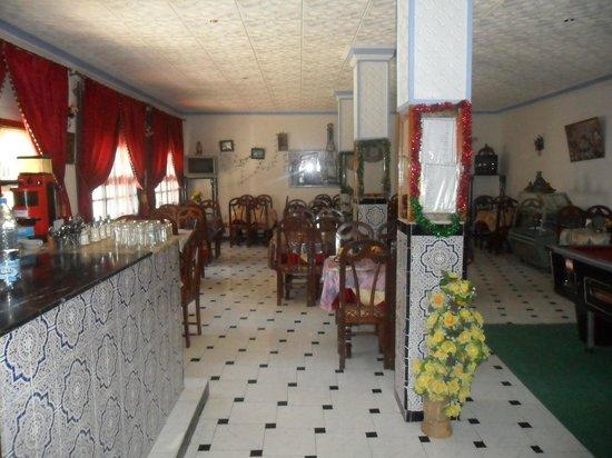 HOTEL RESTAURANTE CAFE ZOUAR: HOTEL RESTAURANTE CAFE  ZOUAR