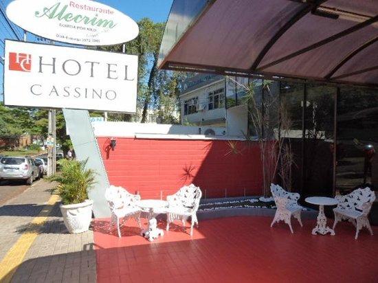 Hotel Cassino Iguassu Falls: Fachada Hotel