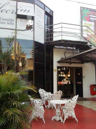 Hotel Cassino Iguassu Falls: Fachada