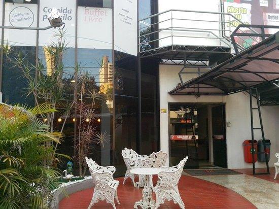 Hotel Cassino Iguassu Falls: Parte da Fachada