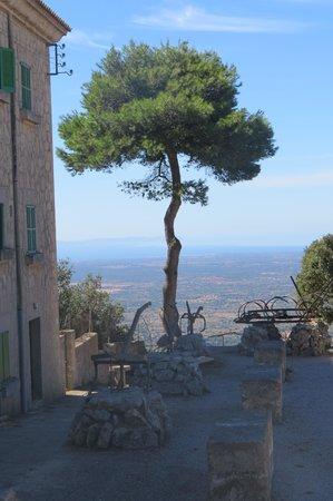 Santuari de Cura: View from the top