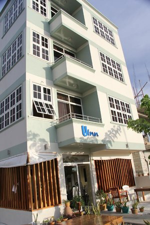 Hotel UI Inn : Hotel building