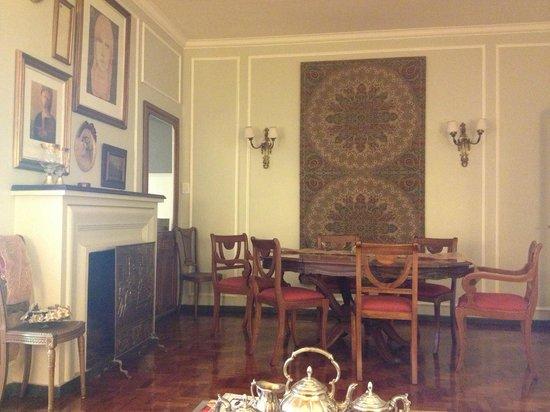 B&B Plaza Italia : Dining Area