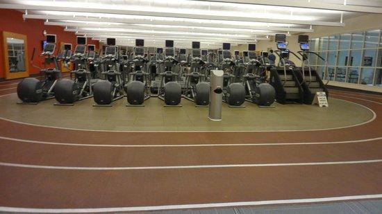 Hilton Chicago : Gym