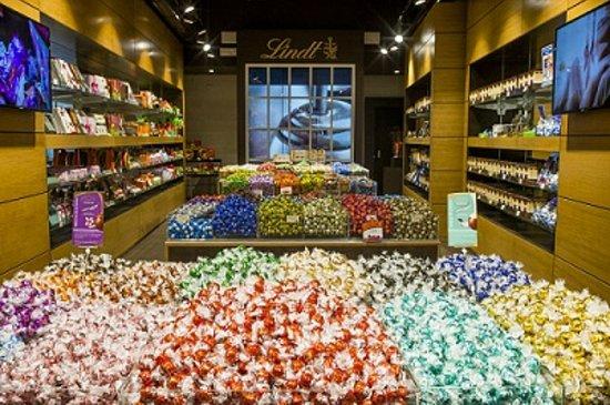 Photo of Tourist Attraction Lindt Store Roma at Via Della Maddalena 12, Rome 00186, Italy