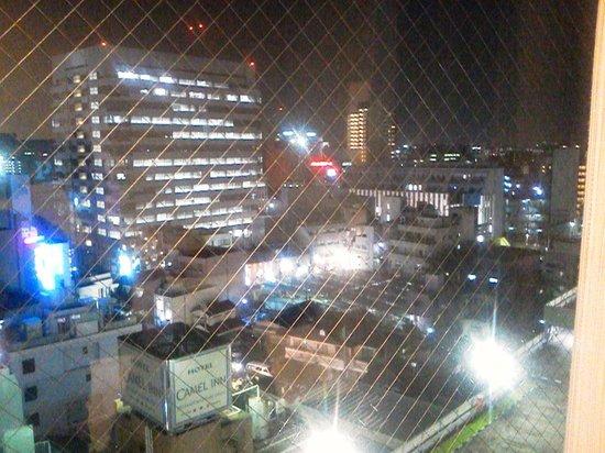 Tachikawa Grand Hotel: 部屋からの景色