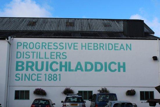 Bruichladdich Distillery: Bruichladdich