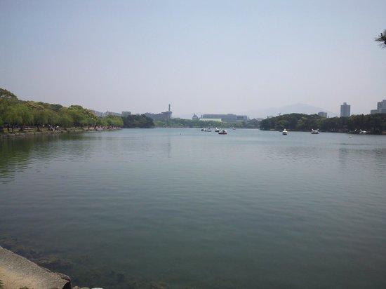 Ohori Park: 13.05.12【大濠公園】公園の風景②