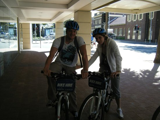 Manly Bike Tours and Bike Hire : Manly Bike Tours...amazing!