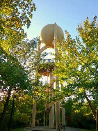 Giant City State Park : Water Tower by the Lodge