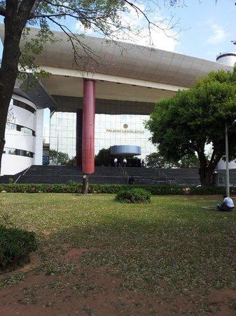 Legislative Palace (Palacio Legislativo) : Palacio Legislativo - Paraguai