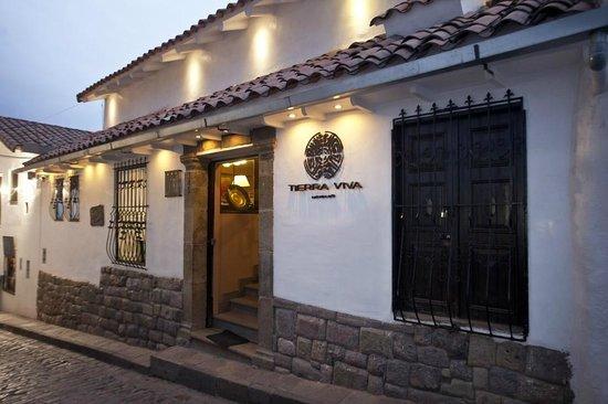 Tierra Viva Cusco Plaza: Facade