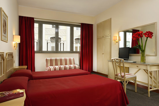 Hotel Commodore Roma : Classic Triple room