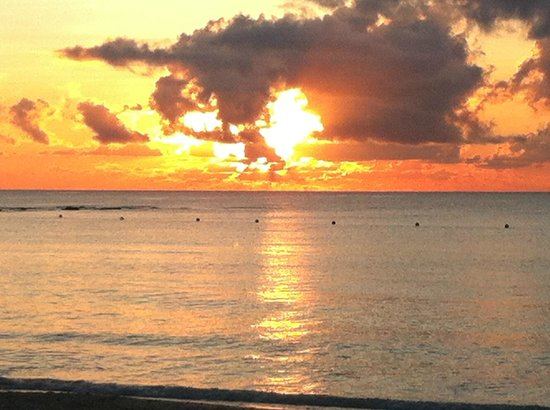 Barcelo Maya Tropical: L'alba
