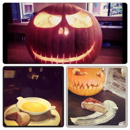 The Grill on The Edge : Feeling spooktacular today at The Grill!!!