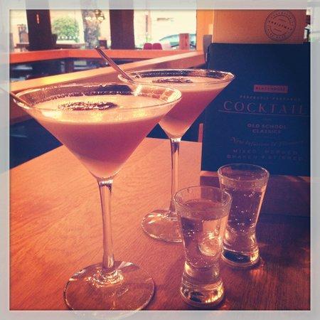 The Grill on The Edge : Pornstar Martini anyone??