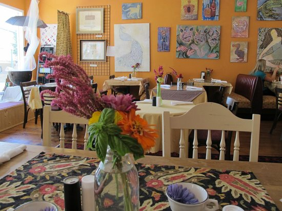 Southern Plenty Cafe: Home made everything