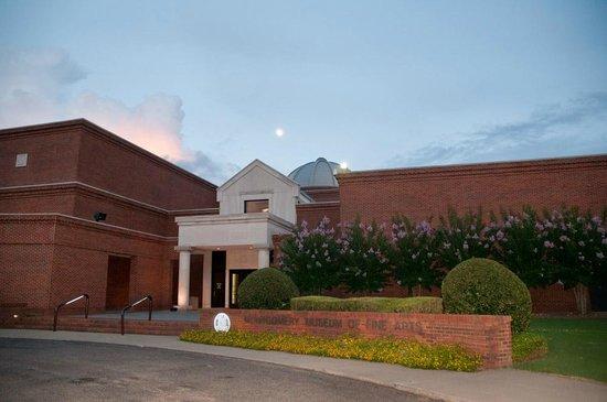 Montgomery Museum of Fine Arts: Visit the MMFA