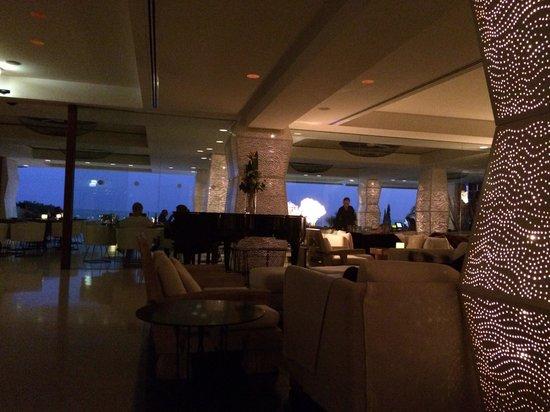 Londa Hotel: Hotel lobby