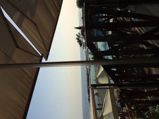 Londa Hotel: View from restaurant