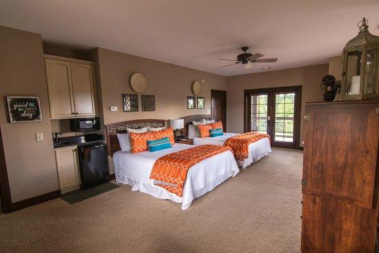 Cuscowilla on Lake Oconee: Lodge Villa