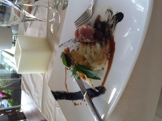 Londa Hotel: Lunch