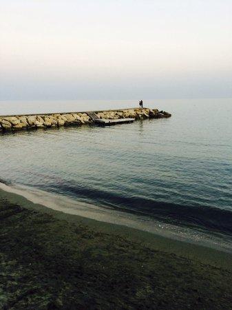 Londa Hotel: Sea view
