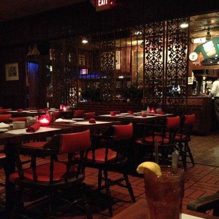 Cattlemen's Fort Worth Steak House: Dining area