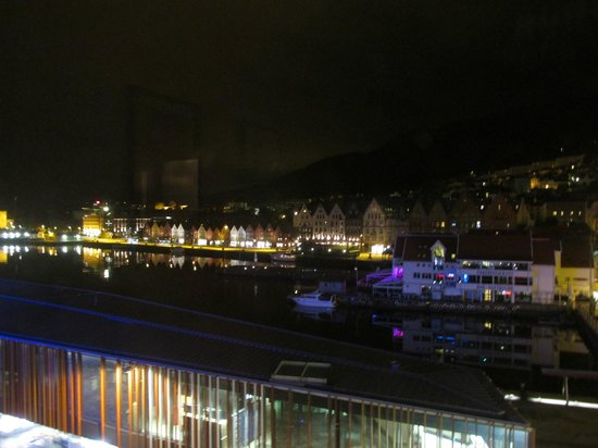 Scandic Strand: View from Room on First Stay