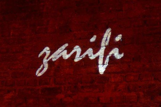 Zarifi duvar yazısı