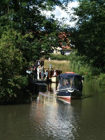 River Stour Trust Boat Trips