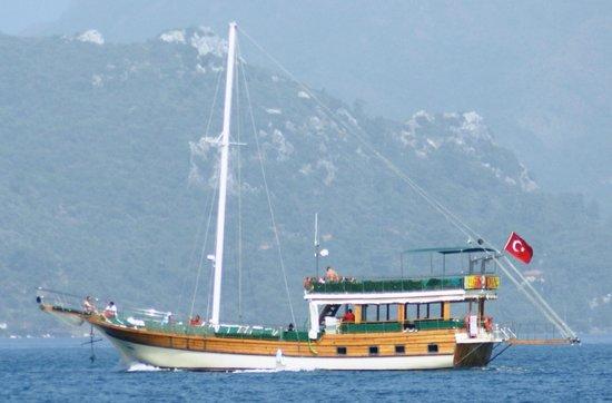 Mega Diana Boat Trip-Tours: Mega Diana, Best boat trip ever