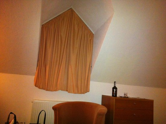 Waldhotel Forsthaus Remstecken: bedroom