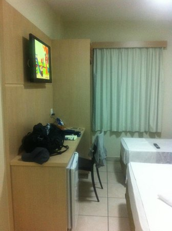 Savana Hotel: Quarto