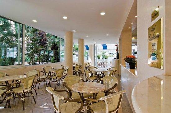 Hotel Giuliana Gatteo Mare : In veranda
