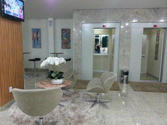 Savana Hotel: Recepção